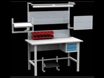 Montážní pracovní stoly MTS