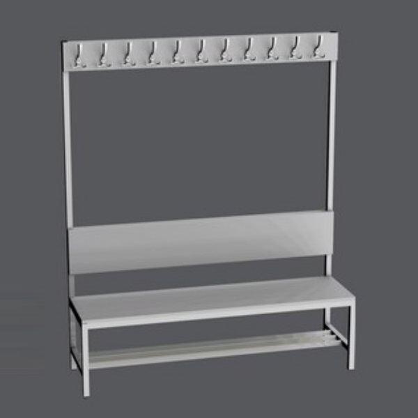 Šatnové lavičky 2476 V/1500