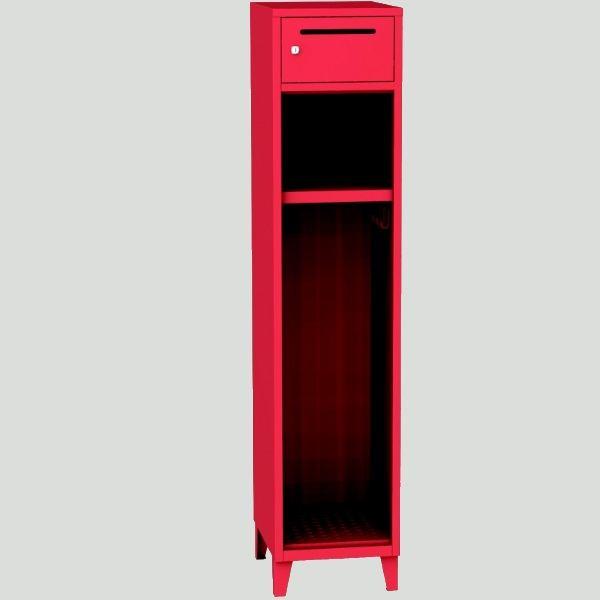 Šatní skříně pro hasiče HAN_41_A