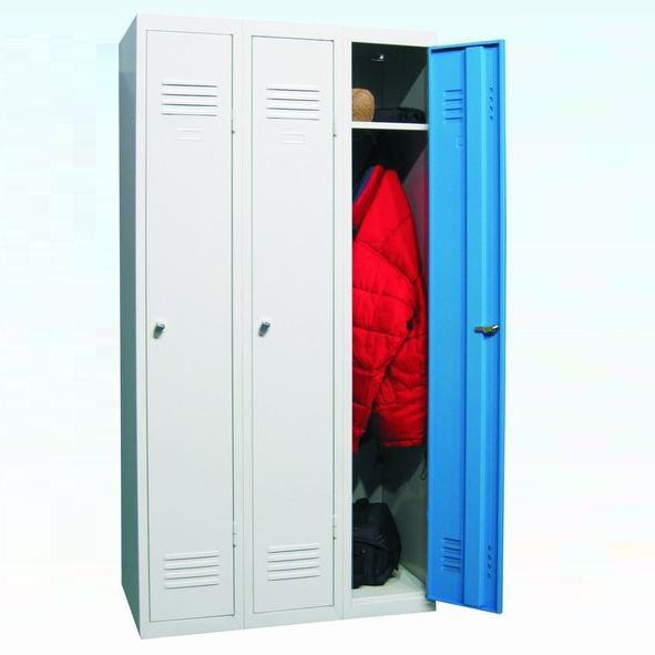 Šatní skříně svařené trojdílná A5060