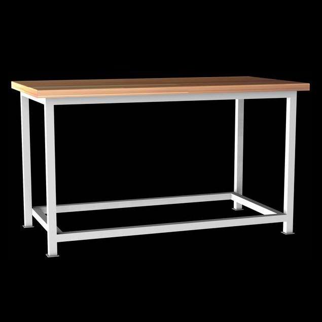 Příklady svařovaných stolů: ponk DPJ 02A